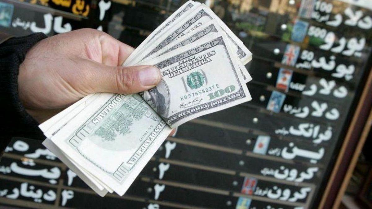 نرخ قیمت ارزهای مختلف در صرافی ها