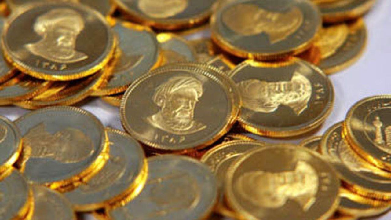 سکه های امامی